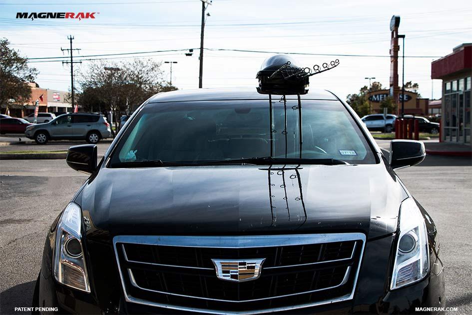Magnerak Cadillac Cts 009 Magnerak Fishing Rod Roof