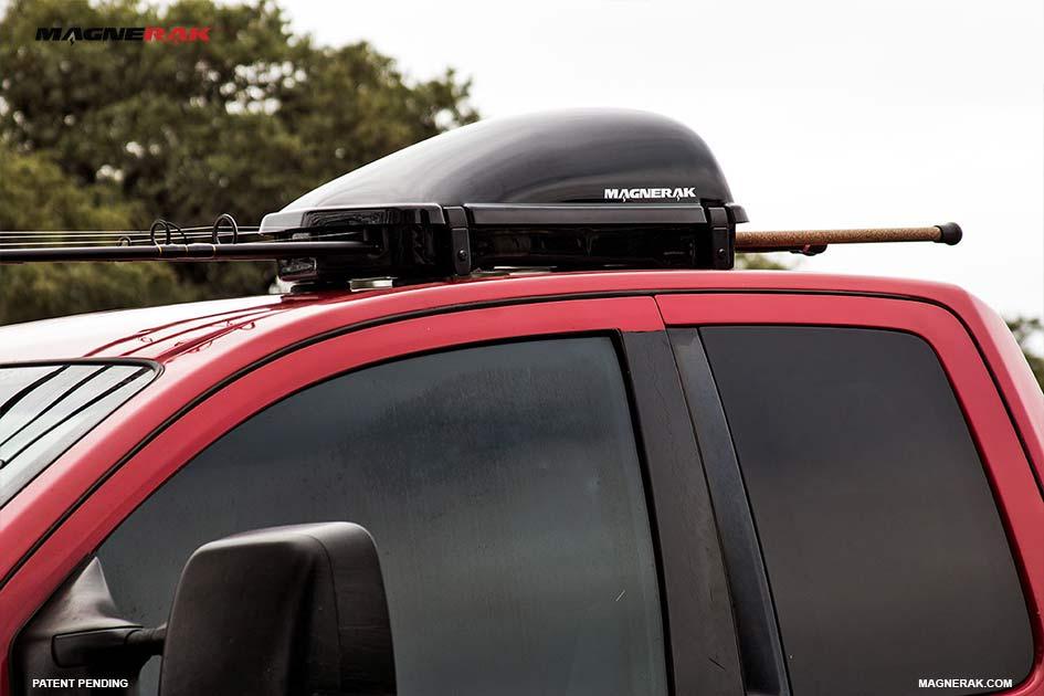 Magnerak Nissan Titan 004 Magnerak Fishing Rod Roof