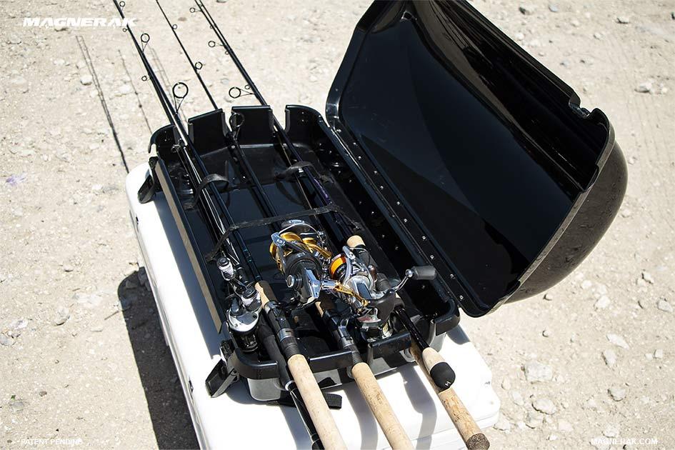 Magnerak M1 Magnerak Fishing Rod Roof Racks For Most